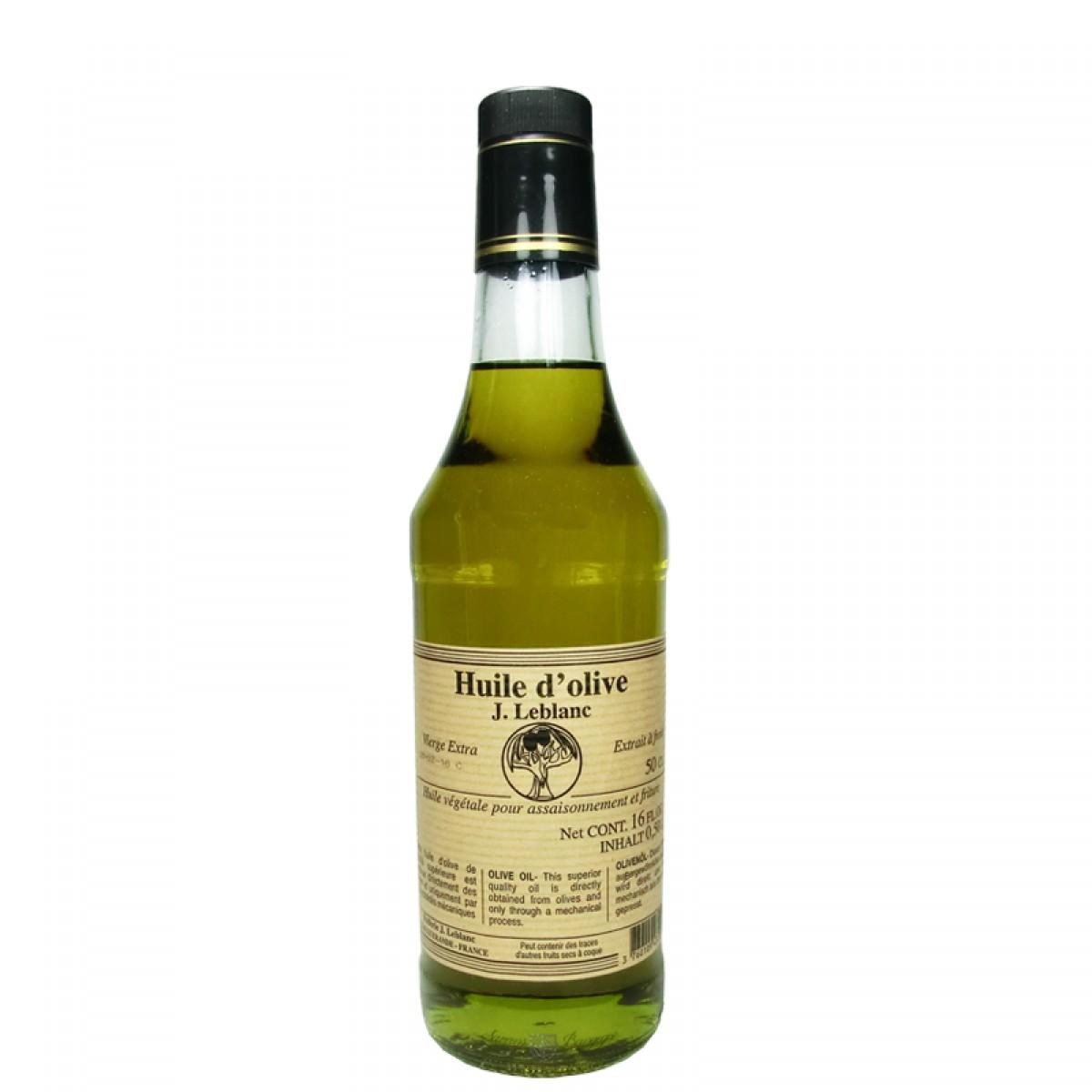 Prestation d'huile d'olive vierge
