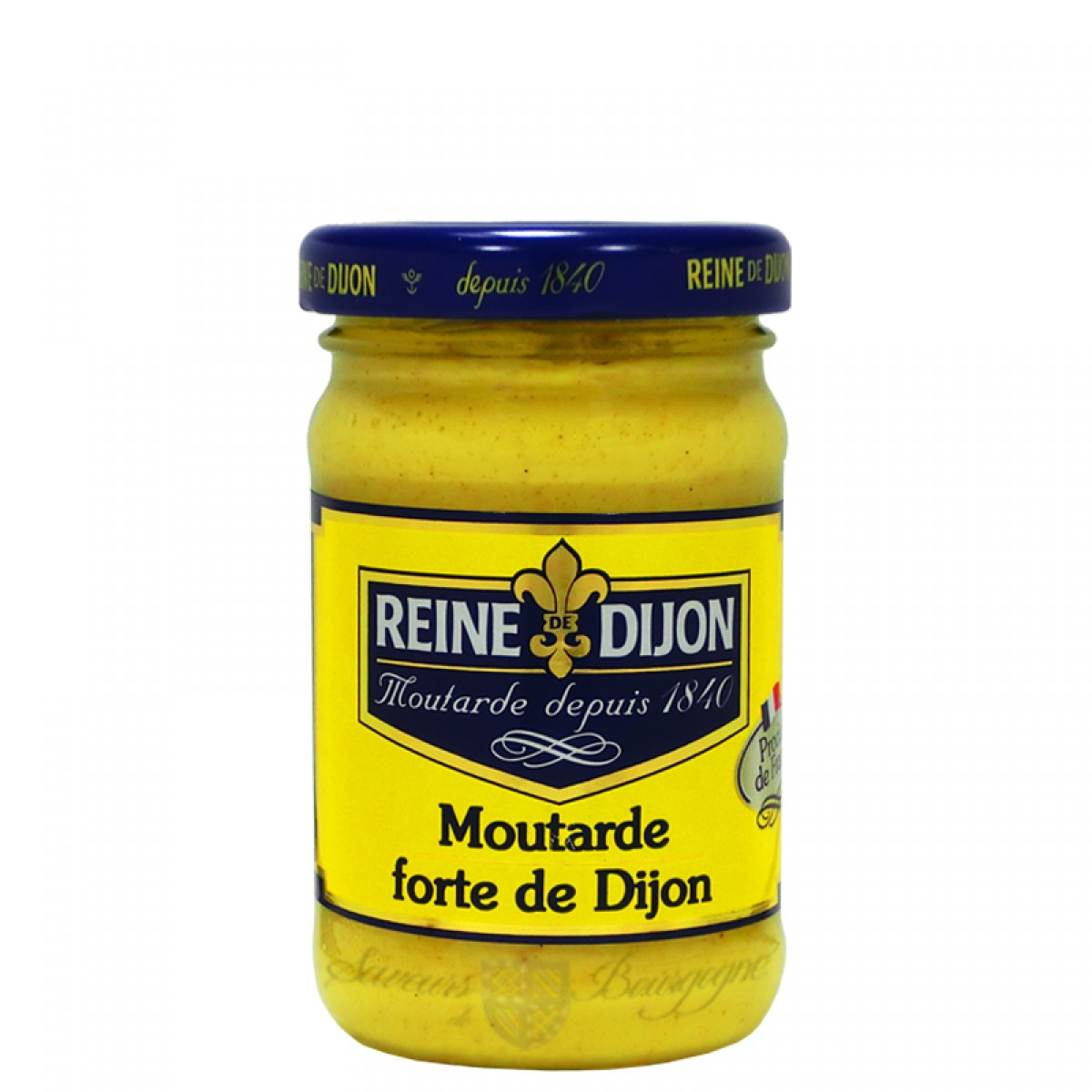 Moutarde forte de dijon 100g saveurs de bourgogne vente de produits du te - Moutarde fallot vente ...