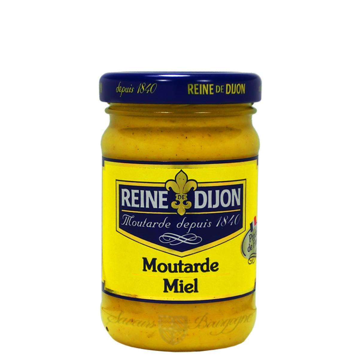 Moutarde au miel 100g moutarde saveurs de bourgogne vente de produits d - Moutarde fallot vente ...