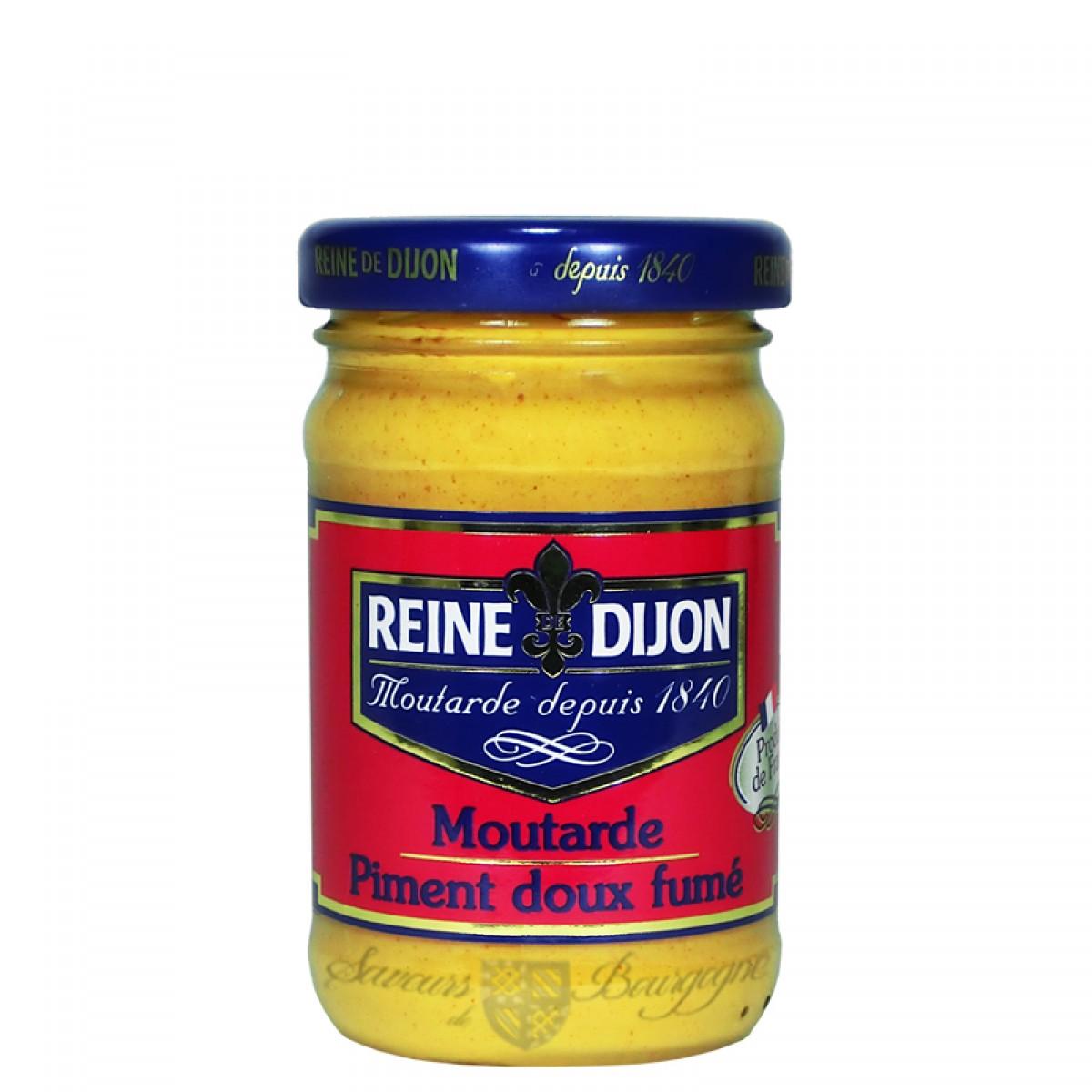 Moutarde piment doux fum 100g saveurs de bourgogne vente de produits du - Moutarde fallot vente ...