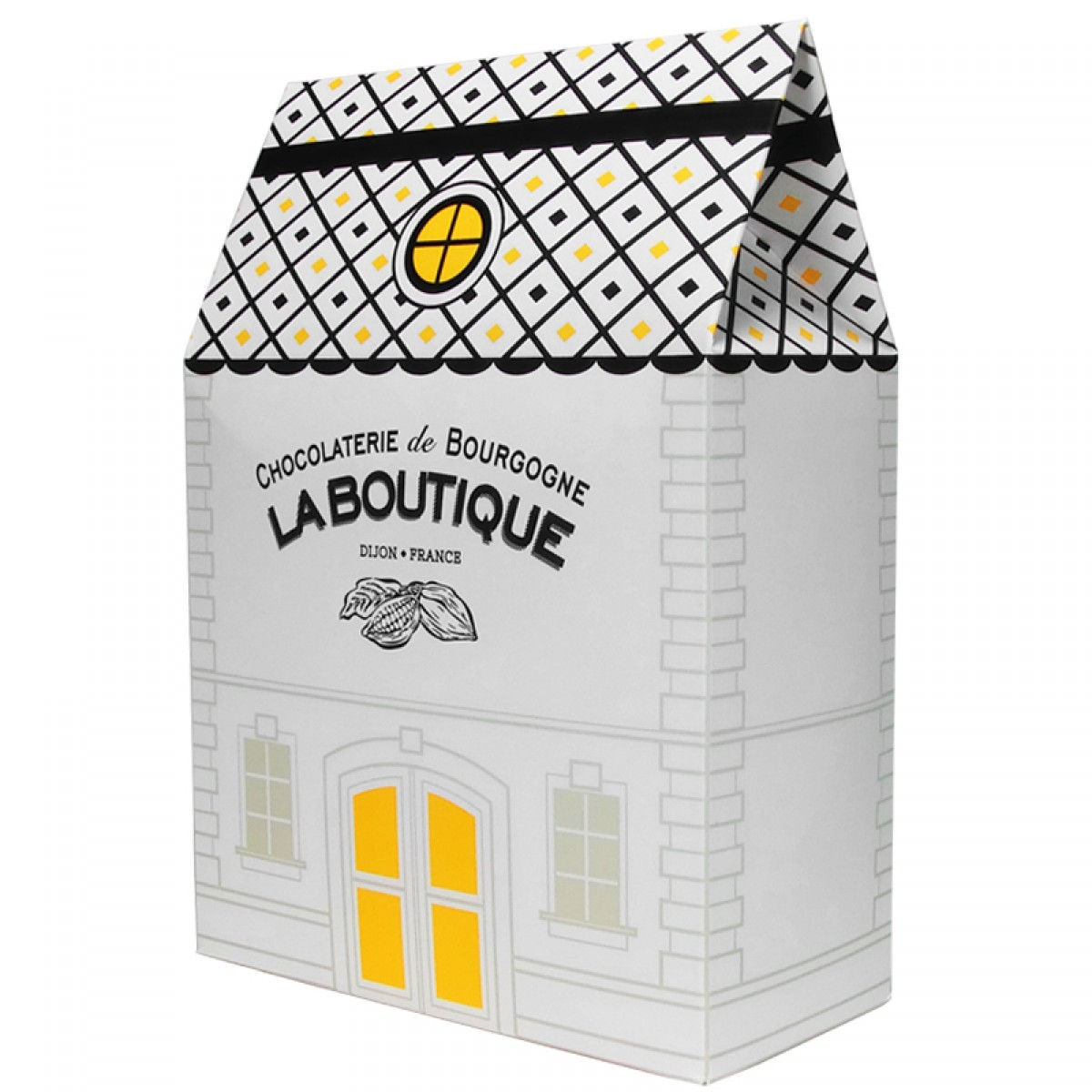 escargots de bourgogne chocolat au lait pralin boite. Black Bedroom Furniture Sets. Home Design Ideas