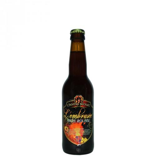 Bière rousse Larché 33cl