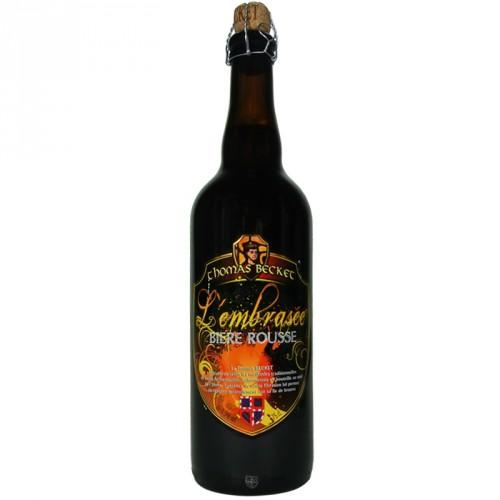 Bière rousse Larché 75cl