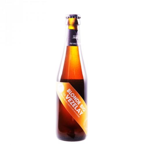 Bière blonde de Vézelay Bio 50cl