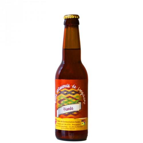 Bière blonde Longchamp 33cl