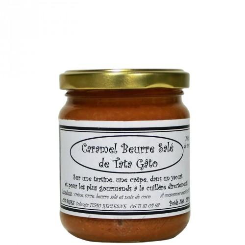 Caramel Beurre Salé à la Noix de Coco 240g