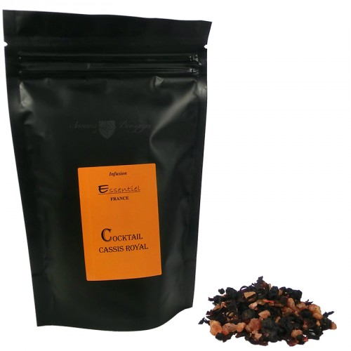 Infusion aux fruits rouge - Cocktail Cassis Royal 100g