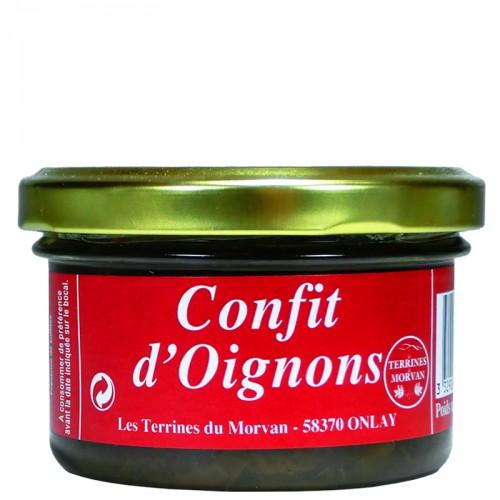 Confit d'oignon 80g