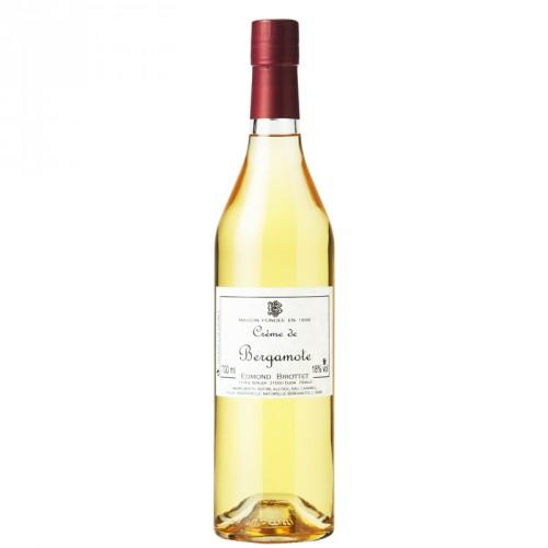 Crème de bergamote 18% 70cl Briottet