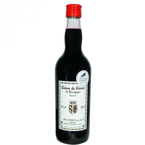 Crème de Cassis de Bourgogne 16% 70cl