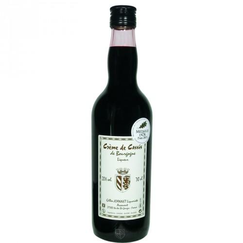 Crème de Cassis de Bourgogne 20% 70cl