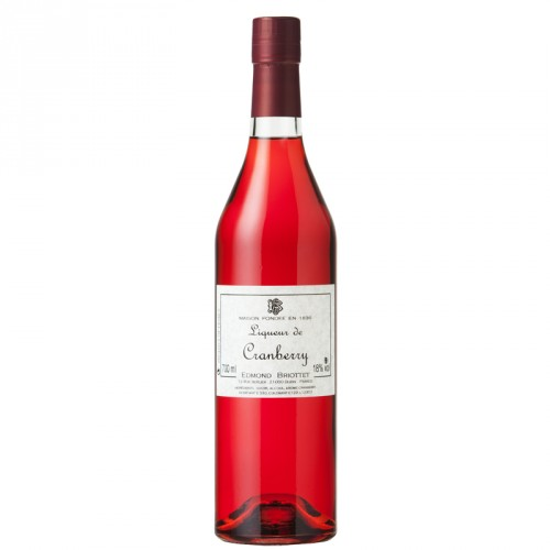Cranberry Liqueur 18% 70cl Briottet