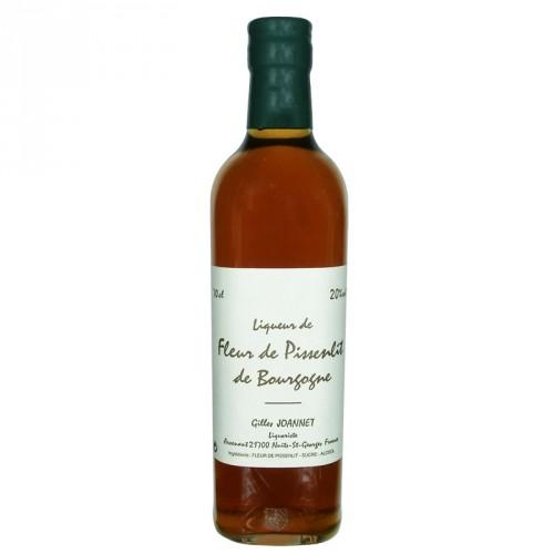 Liqueur de Fleur de Pissenlit de Bourgogne 20% 70cl