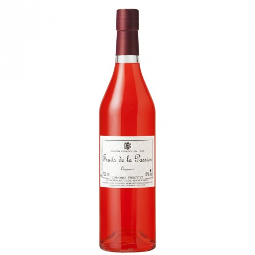 Liqueur de fruit de la passion 18% 70cl Briottet
