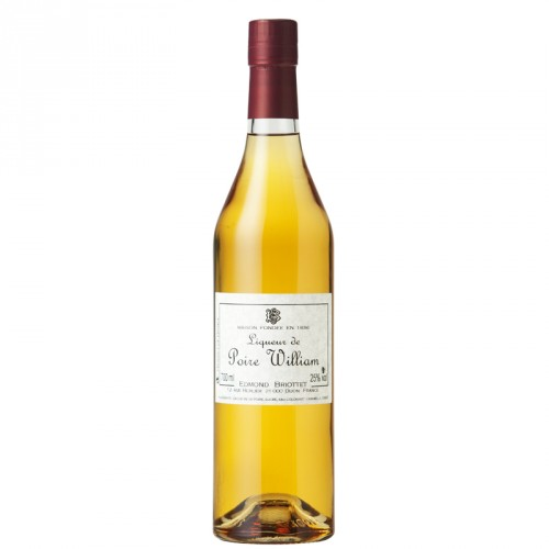 Liqueur de poire William 25% 70cl Briottet