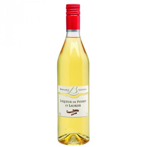 Liqueur de Poires & Laurier 25% 50cl