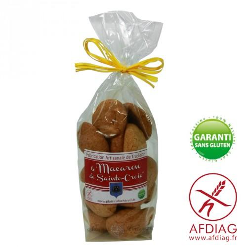 Macarons sans gluten Amande 250g