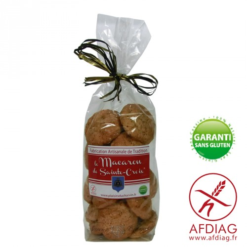 Macarons sans gluten Noisettes 250g