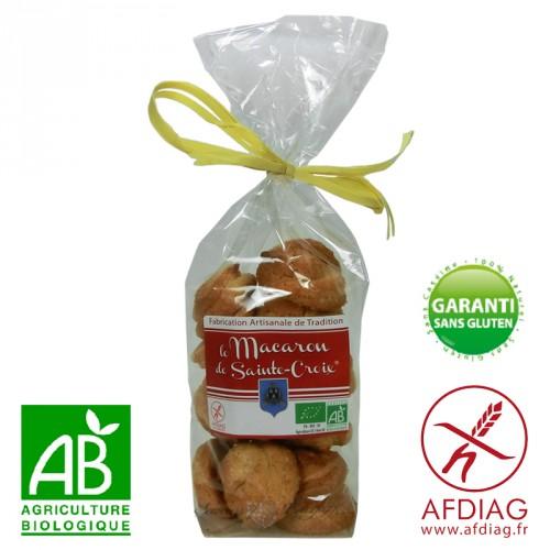 Macarons sans gluten Amande Bio 250g