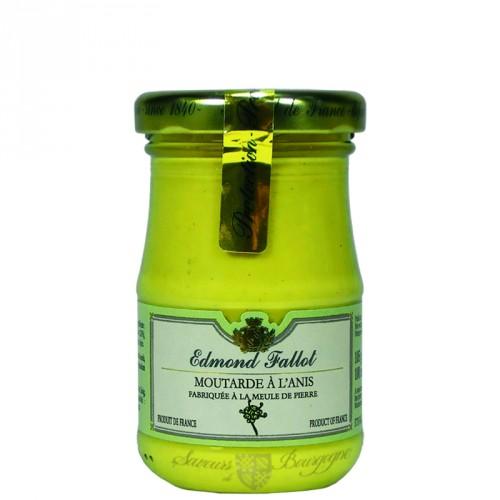 Moutarde à l'Anis 100g Fallot