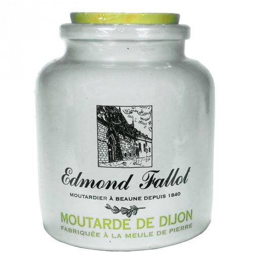 Moutarde de Dijon en pot de grès 500g Fallot
