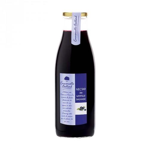 Nectar de myrtille sauvage 75cl