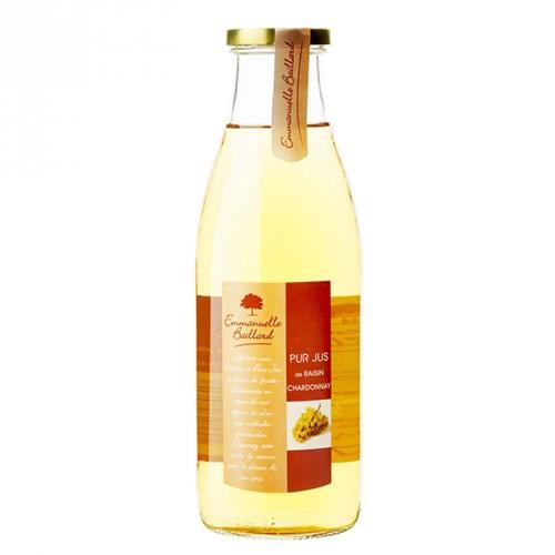 Pur jus de raisin Chardonnay de Bourgogne 75cl