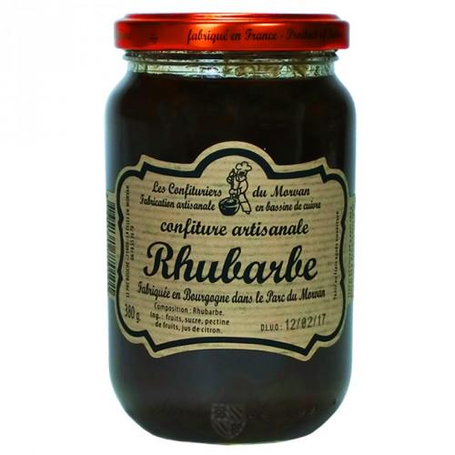 Confiture Rhubarbe 380g