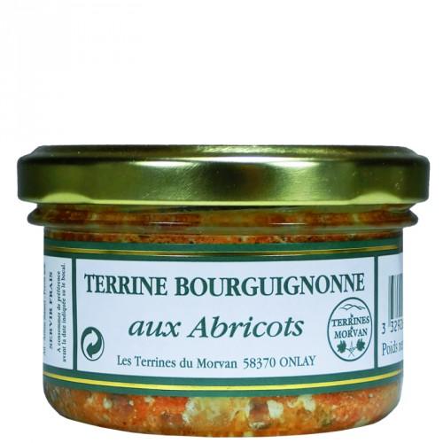 Terrine Bourguignonne aux abricots 80g