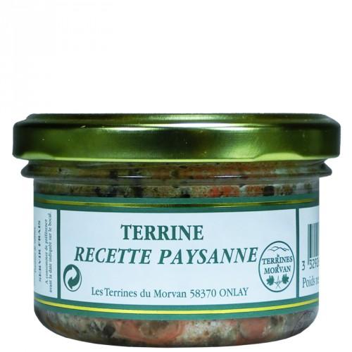 Terrine Recette Paysanne 80g
