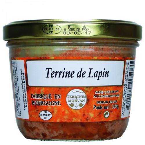 Terrine de Lapin 180g