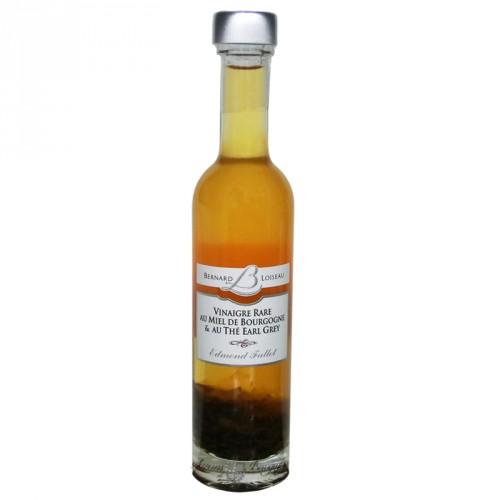 Vinaigre Rare au miel de Bourgogne & au thé Earl Grey 100ml