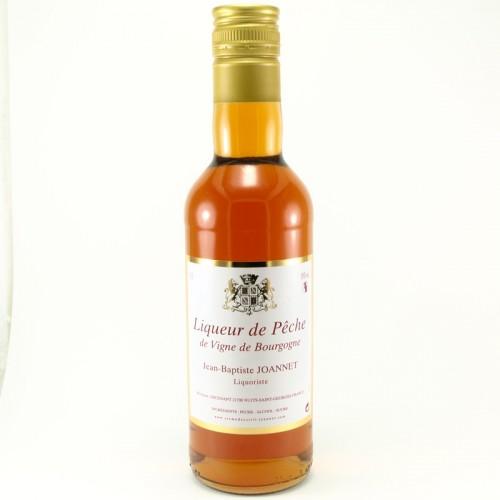 Liqueur de Pêche de vigne de Bourgogne 70 cl