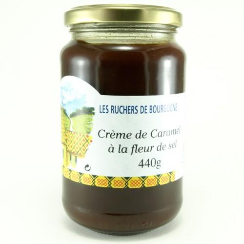Crème de Caramel à la fleur de sel 440g