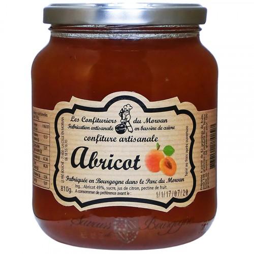 Confiture Abricot 810g Confiturier du Morvan