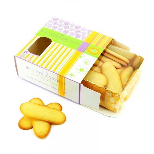Biscuit Artisan Citron 150g - Maison Toussaint