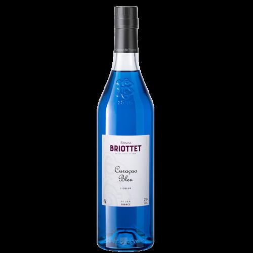 Curaçao bleu 25% 70cl Briottet