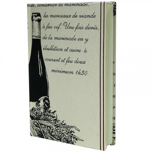 Livre de Cuisine - A remplir pour mémoriser vos recettes de famille