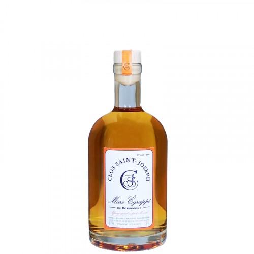 Marc de Bourgogne affiné en fût de Moscatel 48% 50cl Clos St Joseph