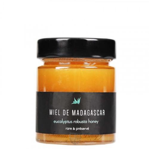 Miel d'Eucalyptus Robusta 170g - Miel de Madagascar