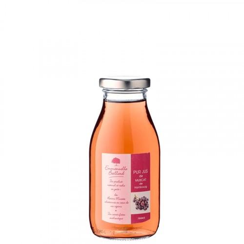 Pur jus de raisin Muscat du Lubéron 25cl