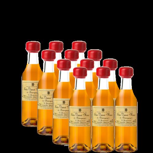 12 x Crème Cassis de Dijon 20% 5cl Briottet