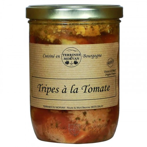 Tripes à la tomate 750g