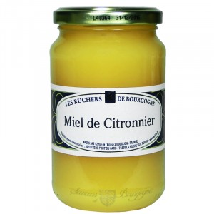 Miel de Citronnier 500g