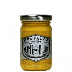 Moutarde aux brisures de Truffes blanches d'été 100g