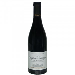 """Chambolle Musigny 1er Cru """"Les Chalots""""  75cl"""