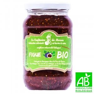 Confiture Figue Bio 310g Confiturier du Morvan