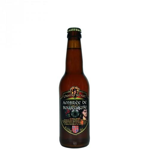 Bière ambrée Larché 33cl