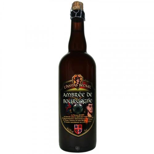Bière ambrée Larché 75cl
