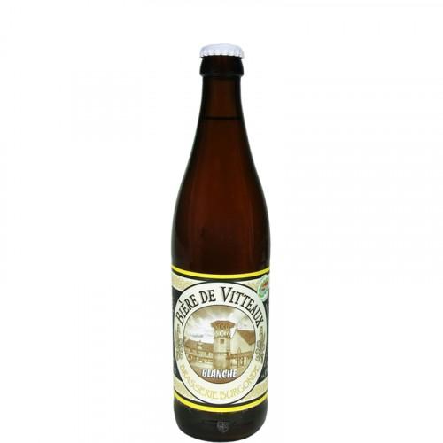 Bière blanche de Vitteaux 50Cl